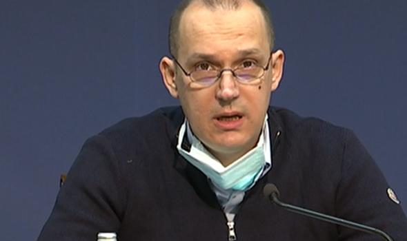 DRMATIČNO U BOLNICAMA: Lončar objasnio gde će hospitalizovati pacijente