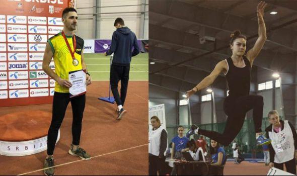 Kragujevačkim atletičarima tri medalje u Beogradu