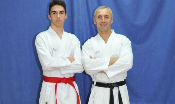 Maslak brani čast kragujevačkog karatea i boje Srbije na Balkanskom prvenstvu u Sloveniji