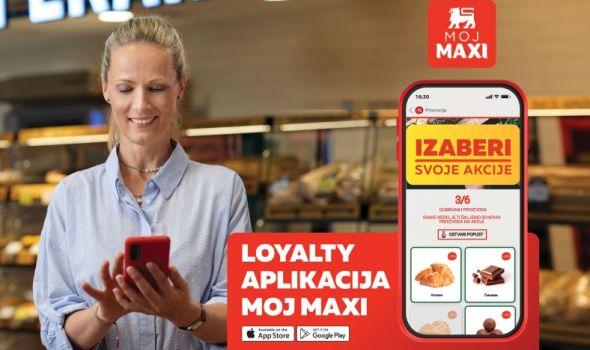 Pogodnosti najsavremenije loyalty aplikacije i moderne kupovine samo u našem gradu