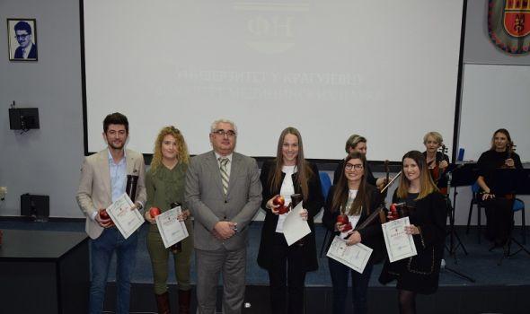 FMN obeležio 41 godinu postojanja, diplome i zlatnici najboljim studentima (FOTO)