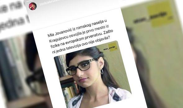 MIA Jovanović ili Kalifa? Na lažnu vest o Kragujevčanki nasela i Zorica Brunclik