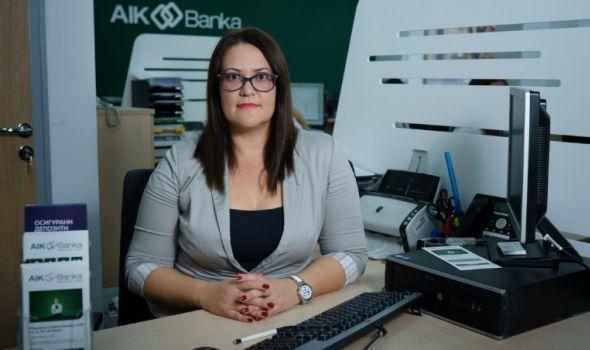 Direktor filijale AIK Banke u Kragujevcu Milena Mihajilović o prednostima KREDITNIH KARTICA