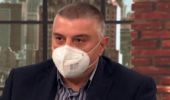 DOKTOR MILISAVLJEVIĆ UPOZORIO: Uz ovakve brojke, potrebne su nam drastične mere, bolnice u Srbiji su prepune!