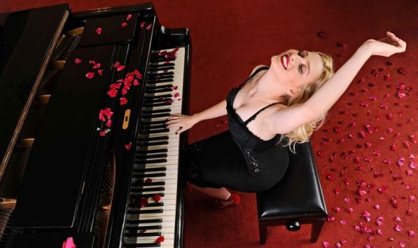 Koncert pijanistkinje Mine Mijović