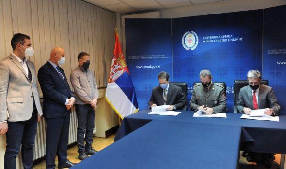 Nova borbena vozila i naoružanje iz Kragujevca za Vojsku Srbije