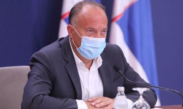 Ministar Šarčević objasnio kako će izgledati nastava od 1. septembra