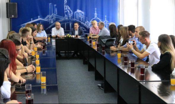 Mladi iz Sarajeva, Tirane i Kragujevca razmatraju ekološke probleme u regionu