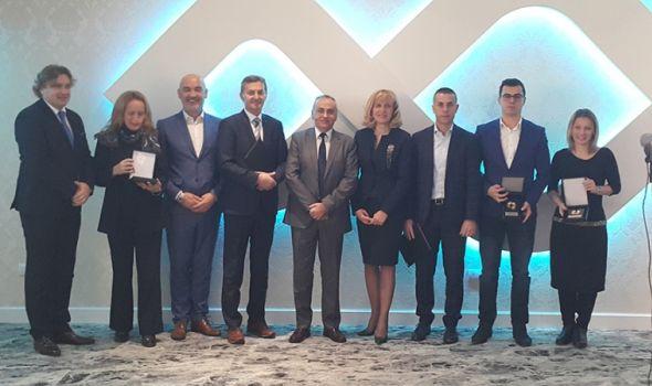 Dodeljene godišnje nagrade za poseban doprinos razvoju privrede regiona