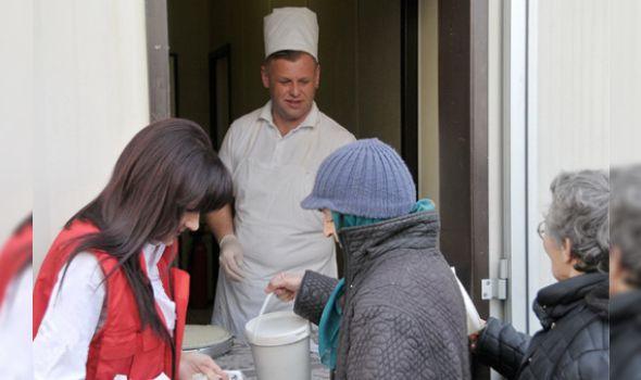 U Narodnu kuhinju po obrok 850 građana