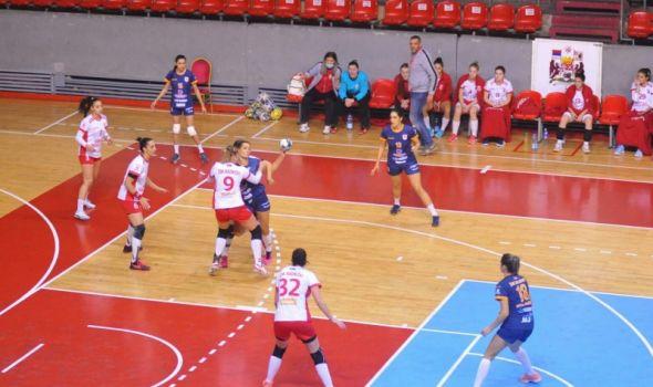 Kragujevčanke sigurnom igrom do prvih bodova