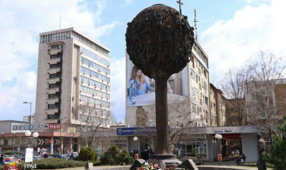 Kragujevac odao poštu žrtvama NATO agresije