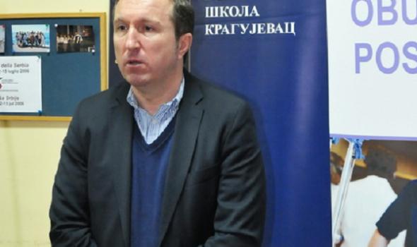 Prof. dr Nebojša Zdravković postao član Nacionalnog saveta za visoko obrazovanje