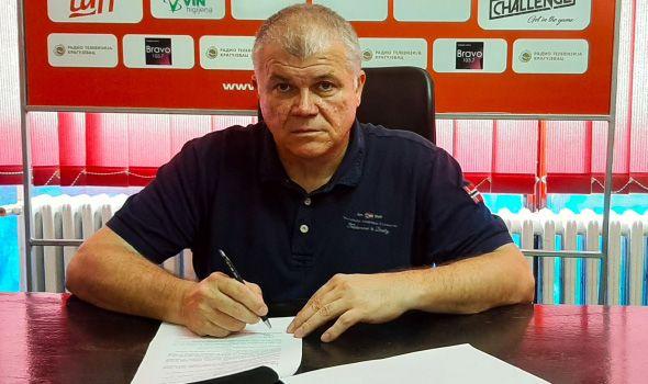 Nedeljko Matić preuzeo kormilo Rukometnog kluba Radnički