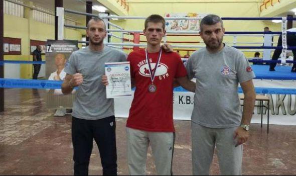 Grčak vicešampion Srbije