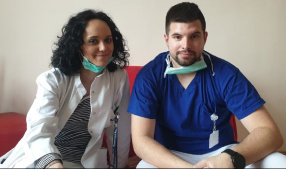 Mladi doktori Kliničkog centra Kragujevac priredili brošuru o Korona virusu za najmlađe