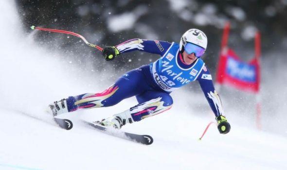 Nevena Ignjatović među 20 najboljih u alpskoj kombinaciji