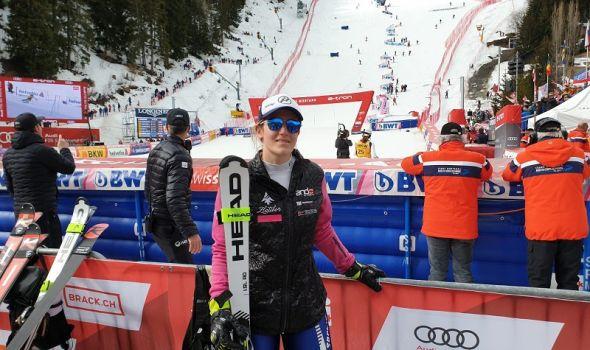 Nevena Ignjatović u alpskoj kombinaciji stigla do trećeg najboljeg rezultata u karijeri (FOTO)