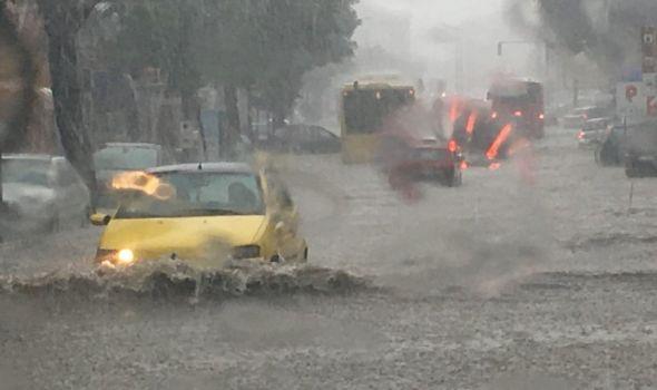 Novac za Kragujevčane koji su pretrpeli štetu u nevremenima