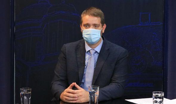 Dašić: Epidemiološka situacija u Kragujevcu ozbiljna