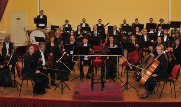 Koncert Niškog simfonijskog orkestra u Drugoj gimnaziji