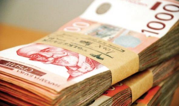 Stiže novac preko NSZ