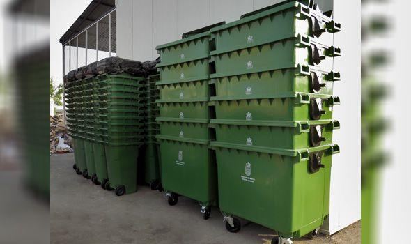 Stigle kante i kontejneri od Ministarstva zaštite životne sredine