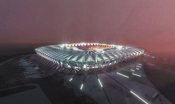 """InfoKG otkriva: Evo kada će početi izgradnja novog stadiona """"Čika Dača"""" (FOTO)"""