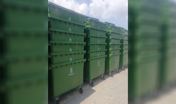 Grad potpisao ugovor za nove kante i kontejnere od Ministarstva zaštite životne sredine
