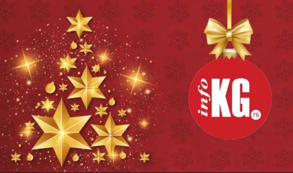 InfoKG vam želi srećnu Novu 2020. godinu!