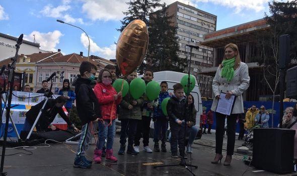 Svetski dan dece obolele od raka: Teodora objasnila zašto je važna NURDOR-ova vojska superheroja (FOTO)