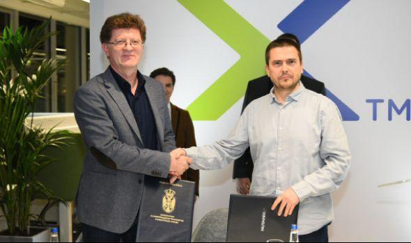 Američka kompanija Nutaniks planira da skladišti podatke u Državnom data centru u Kragujevcu
