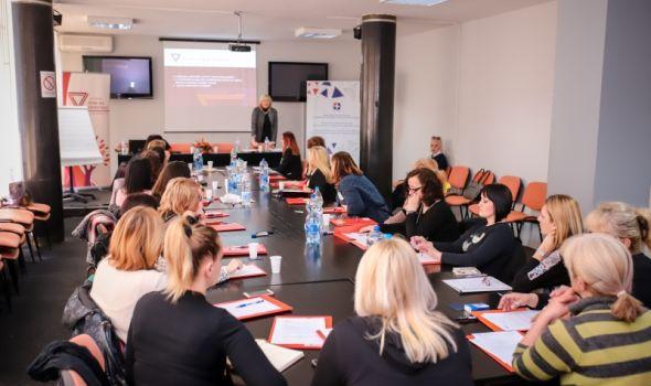 Počinje novi ciklus obuka za nezaposlene žene u Kragujevcu
