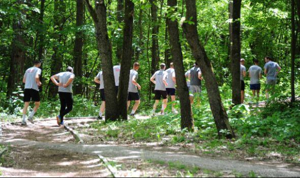 Odbojkaši i košarkaši Radničkog krenuli sa ekipnim treninzima (FOTO)