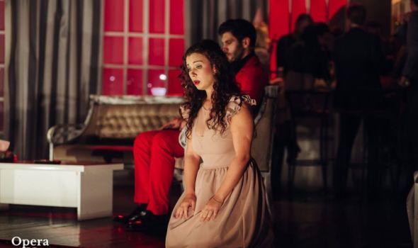 "Opera ""Imeneo"" na sceni Teatra"