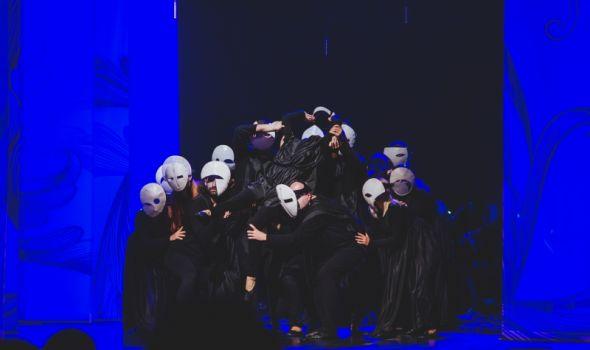 """Opera """"Orfej i Euridika"""" na sceni Teatra"""