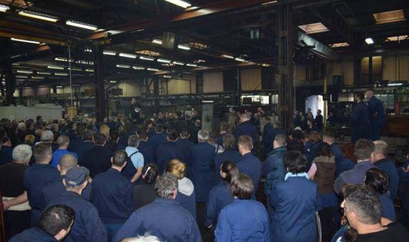 Nadzorni odbor razgovarao sa oružarima, odbijen predlog za mirno rešavanje radnog spora