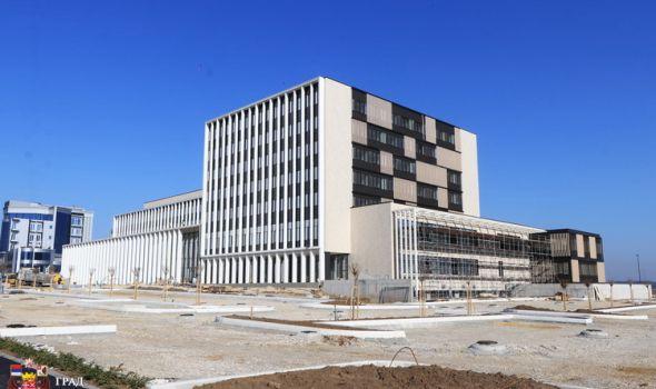 Izgradnja Palate pravde 6 meseci pre roka, evo kada će radovi biti gotovi (FOTO)