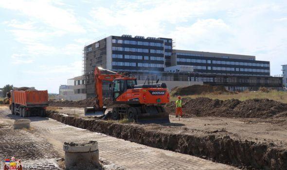 OBEĆANJE: Izgradnja PALATE PRAVDE biće završena PRE ROKA, evo kada (FOTO)