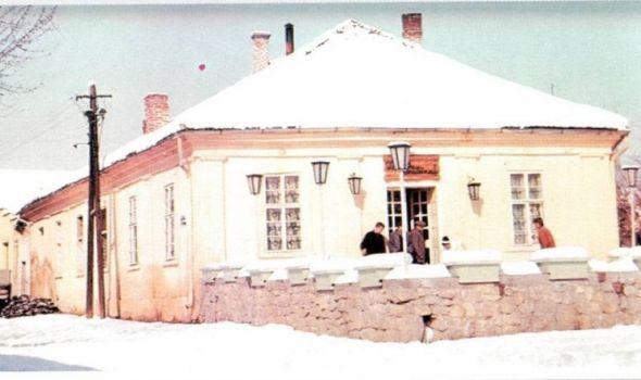 "STARI KRAGUJEVAC - Kafana ""Paligorić"""