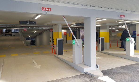 Cene parkiranja u PARKING GARAŽI od 70 do 270.000 dinara