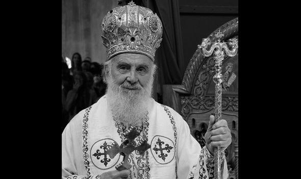 Preminuo patrijarh srpski Irinej, proglašena trodnevna žalost