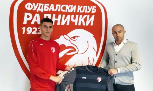 Mladi Lukić pojačao konkurenciju među stativama