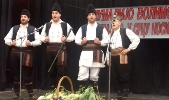 """Koncert pevačke grupe """"Arhaika"""" na PMF-u"""