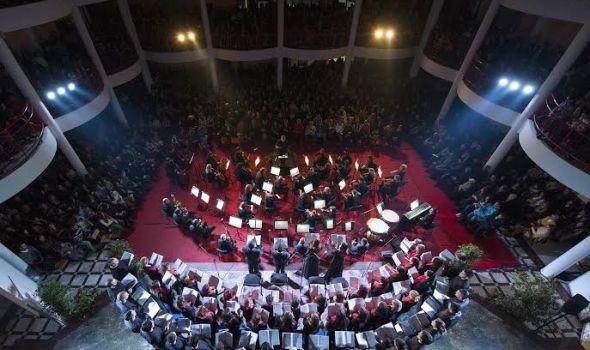 Koncert Kragujevačkog pevačkog društva povodom petogodišnjice postojanja