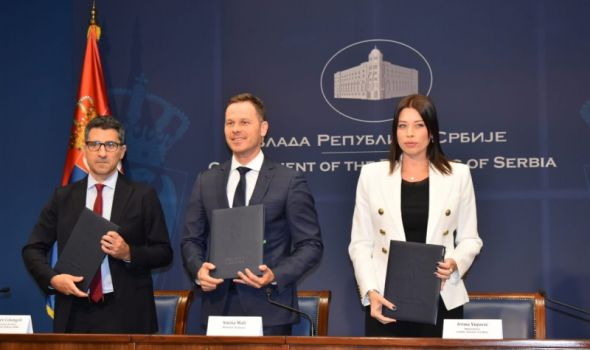Potpisan ugovor sa EBRD: Ulaže se 18 miliona € u zamenu kotlova i sanaciju pepelišta u Kragujevcu