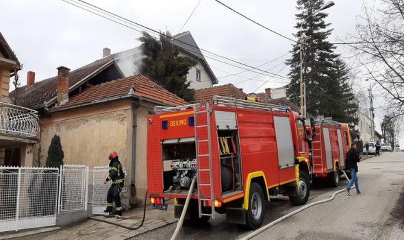 U požaru u Bresnici stradala jedna osoba