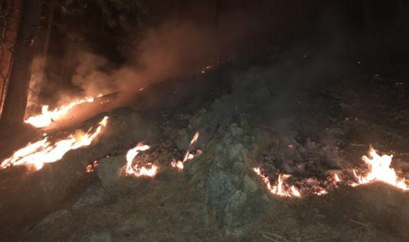 Oprezno sa paljenjem vatre na otvorenom, Komunalna policija pojačava nadzor