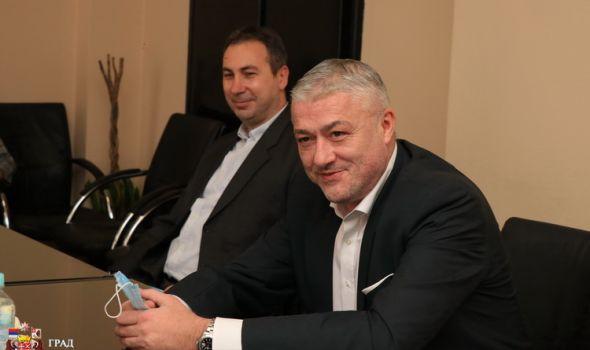 """Predrag Danilović: """"Kragujevac je uvek bio košarkaški grad"""" (FOTO)"""