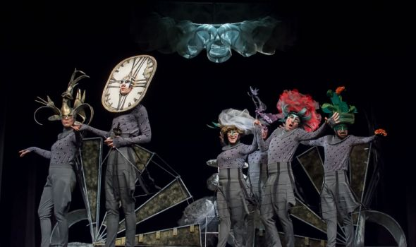 """Predstava """"Princezin rođendan"""" u Pozorištu za decu"""